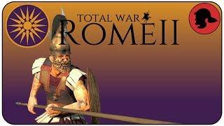 Lets play Total War: Rome 2 (German | HD | Sehr schwer) #002 Makedonien