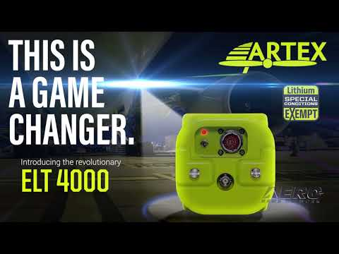 Aero-TV: ACR ARTEX - AEA 2018 New Product Introduction
