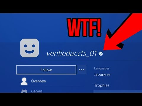 ABANDONED VERIFIED PS4 ACCOUNTS EASTEREGG!