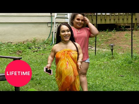 Little Women: Atlanta - Tanya's Surprise Baby Shower (Season 4, Episode 1) | Lifetime
