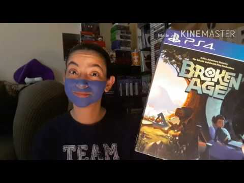 Unboxing: Broken Age (Limited Run Games)