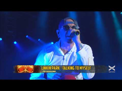 Linkin Park - Talking To Myself [Live in Argentina 2017] [Live Debut]