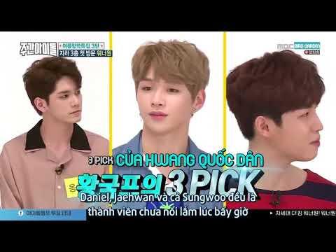 Vietsub Wanna One Weekly Idol Ep 315 (phụ đề bird garden)