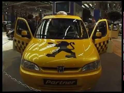 Frankfurt Motor Show 2001.