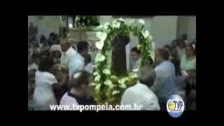 Abertura e Hasteamento da Bandeira da Festa de Santo Antonio em Quixeramobim