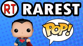 The Rarest Funko Pops: DC Pop Heroes Edition