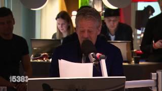Peter Heerschop met Lieve Marianne   15 jaar Evers Staat Op