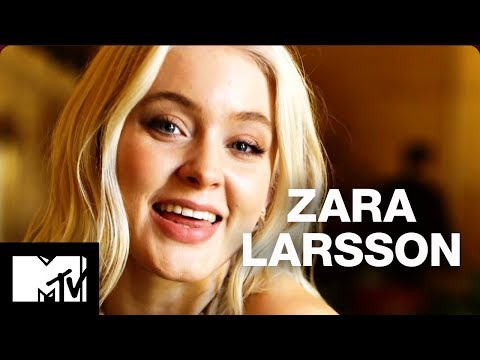 Zara Larsson 'Don't Worry Bout Me' – Making The Video