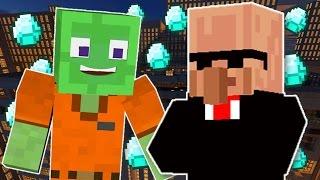 THE GREAT DIAMOND HEIST! | Minecraft Story