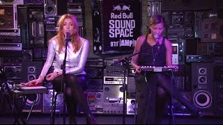 Icona Pop - I Love It (Live at Amp Radio in LA)