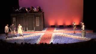 Blood Brothers 2014 - Friday - Act 1