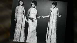 THE SUPREMES let me go the right way  (LIVE AT THE APOLLO)