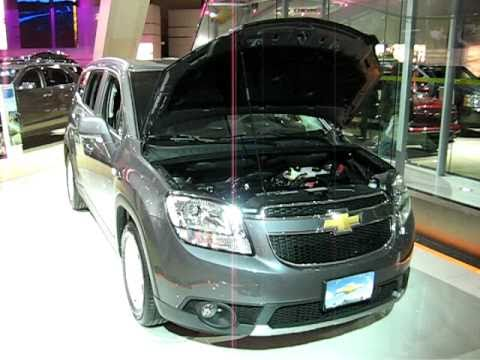 2012 Chevrolet Orlando walkaround at CIAS 2011