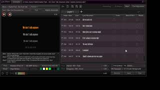 Download lagu How to Record lyrics video with Youtube Movie Maker 2018