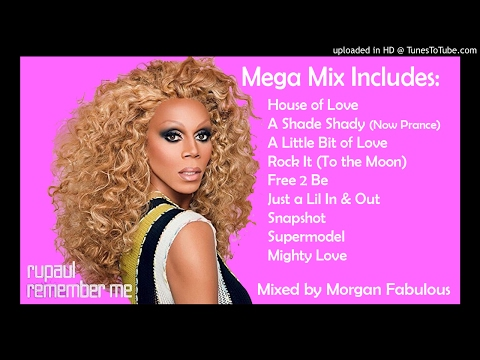 RuPaul - Remember Me - Album Mega Mix