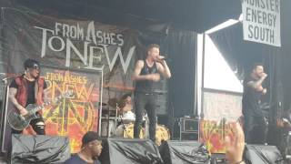 Repeat youtube video From Ashes To New -