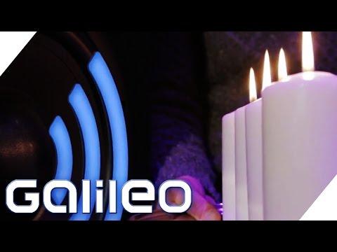 Navi ohne GPS, Brände mit Schallwellen löschen | Finde den Lügner | Galileo