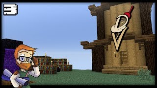 Decidedly Vanilla S5 : EXPLORING THE WORLD #3 MINECRAFT SMP 1.13 Survival Let's Play