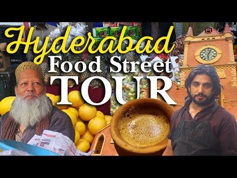 ULTIMATE STREET FOOD of Hyderabad Pakistan | Hyderabad Food Street Tour