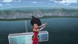 Wonder Girl (Donna Troy) joins the Teen Titans - Teen Titans: The Judas Contract
