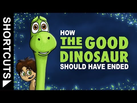 How The Good Dinosaur Should Have Ended