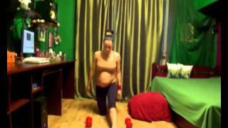 Гимнастика для беременных-