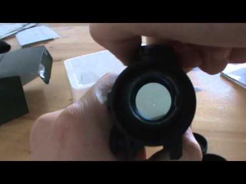 Hawke optics RD30 Red dot sight
