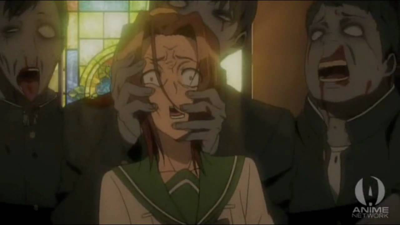 Highschool Of The Dead Nackt