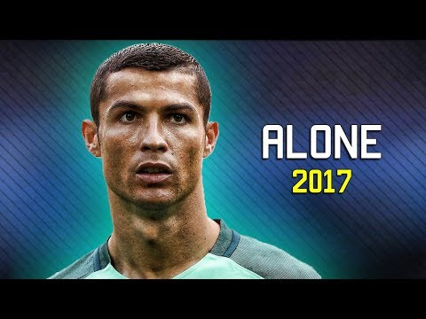 Cristiano Ronaldo - Alan Walker - Alone   Skills & Goals