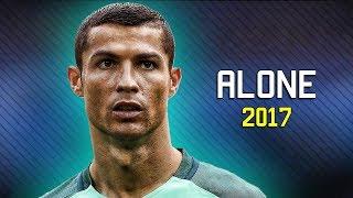 Cristiano Ronaldo - Alan Walker - Alone 2017 | Skills & Goals | HD
