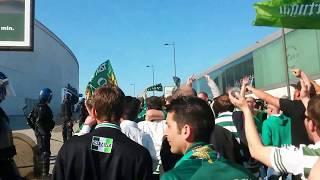 Invasão à bimbolandia Porto vs Sporting 2015/2016