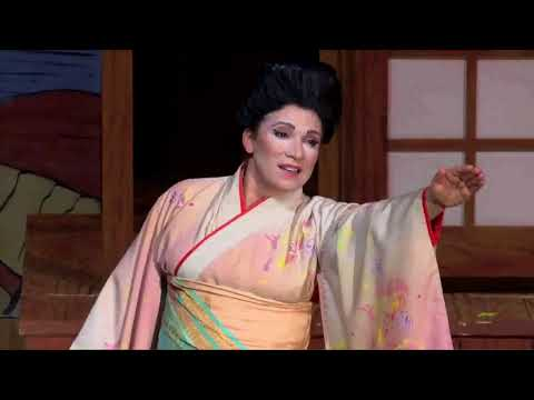 Danielle Pastin - Madama Butterfly Reel
