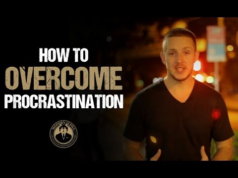 How to Overcome Procrastination & Start Taking Action