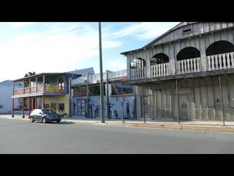 Main Street, Cedar Keys, Florida- Sound of Wooden Wind Chimes