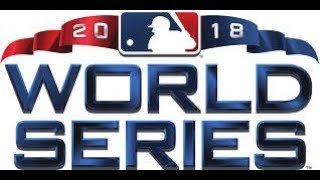 2018 World Series Preview & History Lesson