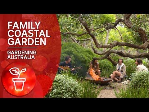 An Inspiring Coastal Garden You