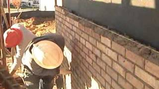 Moisture Management in Residential Construction Series - Brick Installation Drainage Cavity Wall thumbnail