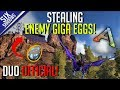 STEALING ENEMY GIGA EGGS!   Duo Official PvP - Ep. 16 - Ark: Survival Evolved