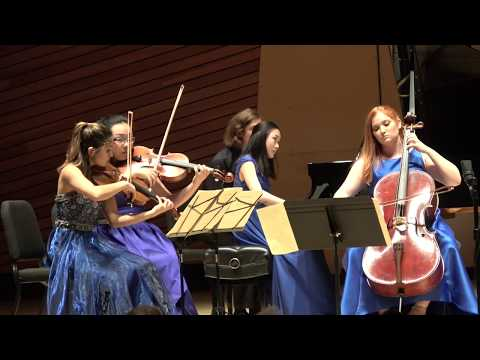 Schumann Piano Quartet in Eb Major, Op. 47
