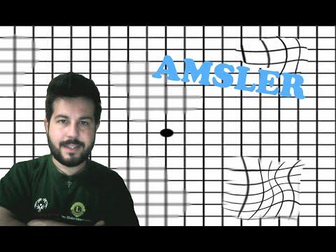 Amsler Test  [ Sub - ENG ]