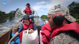 A Day in the Life of the Cajun Navy