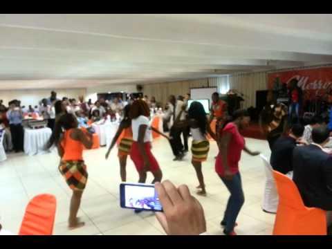 Mozambique dancing