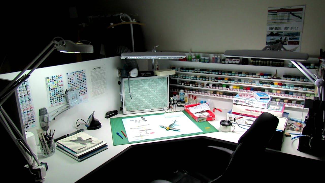 My Modelling Desk YouTube