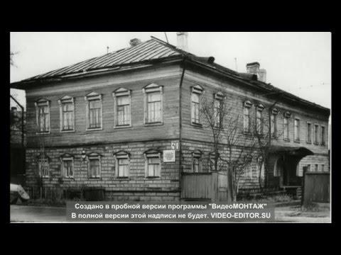 Старый Архангельск. Соломбальская сторона.