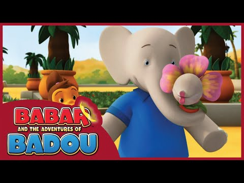 Babar And The Adventures Of Badou | Stink Patrol/ Pirates Of The Plain - Ep.  34