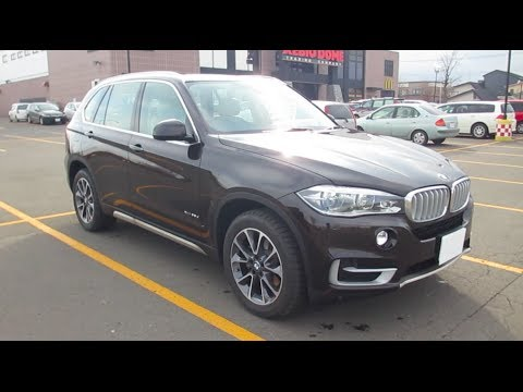 2013 New Bmw X5 Xdrive 35d Xline Exterior Amp Interior Youtube