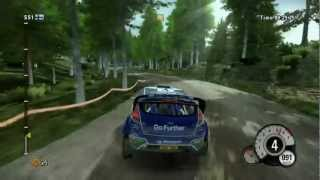 WRC 3 FIA World Rally Championship Gameplay (PC) - Full HD 1080p GT 650M Asus N76VZ