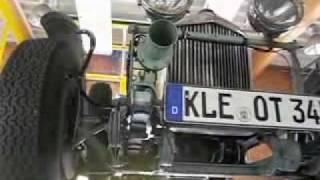 1934 Alvis Firefly 2,8 Special