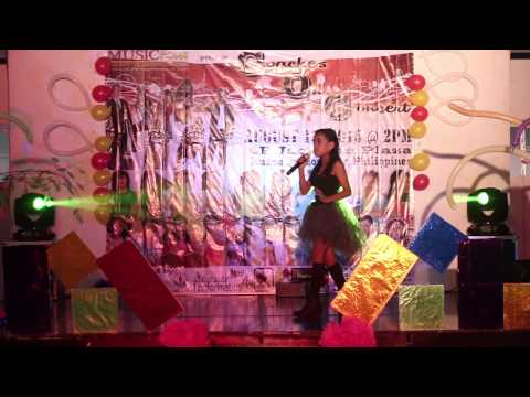 FLASHLIGHT - CLARISSA MAE OREO (Music First Talent Training Center)