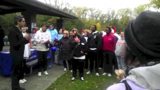 NAMI CCNS 1st National NAMI WALK | Fighting Stigma For Mental Health At Ever Step